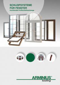 Schleifsysteme für Fenster<br><br>