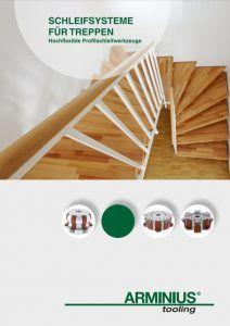 Schleifsysteme für Treppen<br><br>