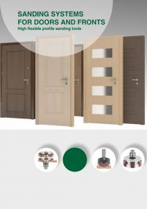 Sanding Systems for Doors and Fronts<br><br>