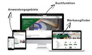 Wir freuen uns, Ihnen unsere neue Website vorstellen zu können.